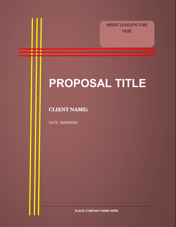 Sample Loan Proposal
