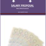 Salary Proposal Template